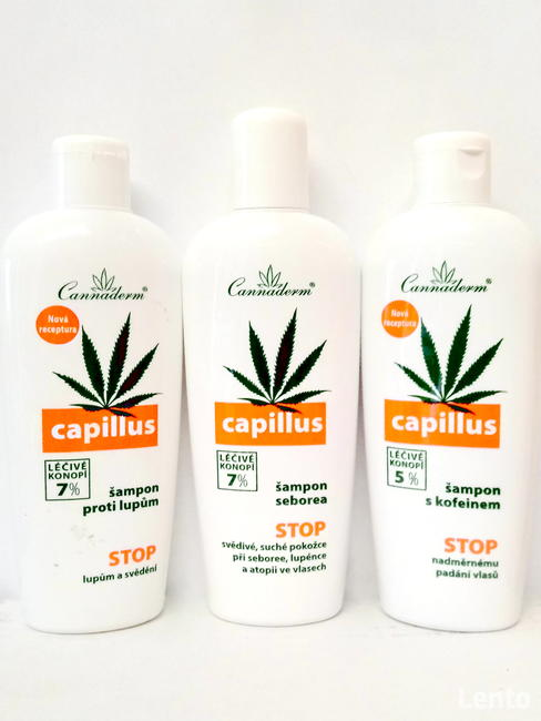 3 x Szampon Capillus Sprawdź To! 150ml + Gratis