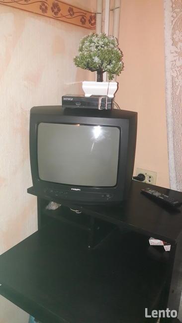 Telewizor z dekoderem 28 i 14 cali Philips