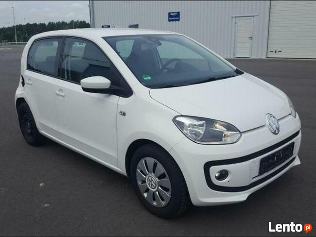 Volkswagen Up! 1.0 move up! BMT 2015