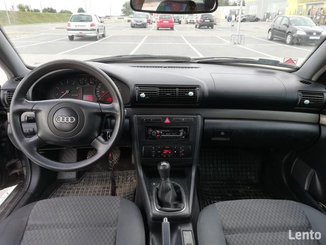 AUDI A4 B5 Avant 1.8 benzyna+gaz