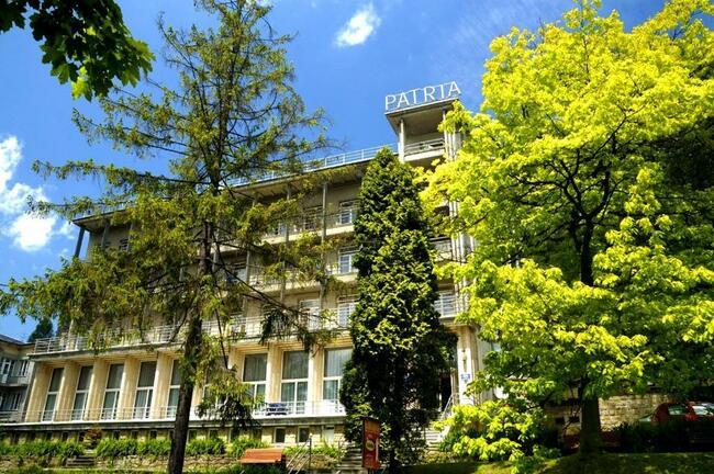 Patria - słynny budynek Jana Kiepury - WOLNE POKOJE