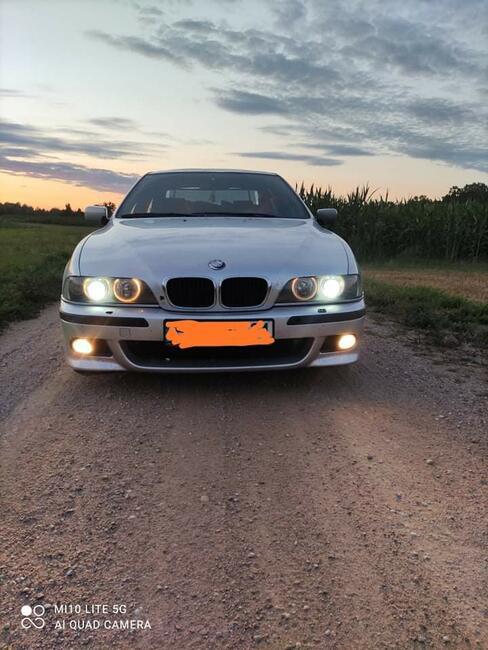 BMW Seria 5 530i LPG M-pakiet