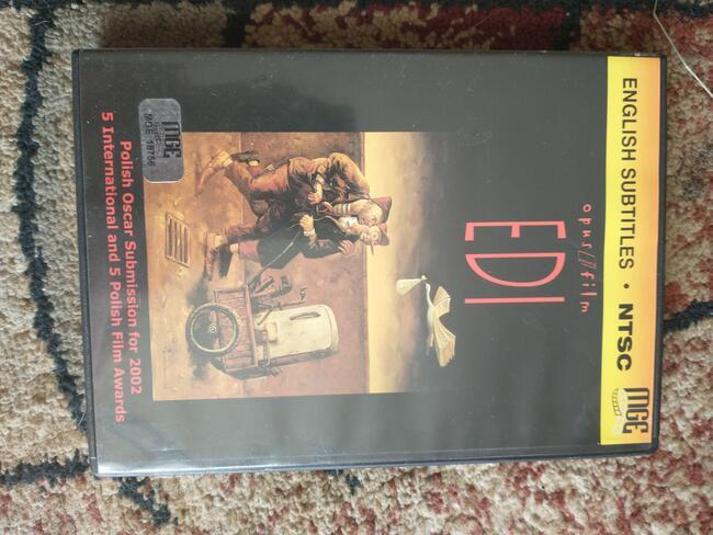 Filmy i kabarety na DVD