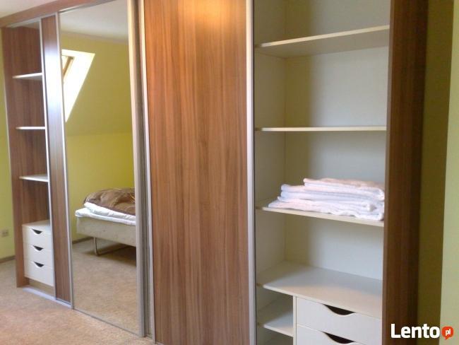 Meble na wymiar, szafy wnękowe, garderoby