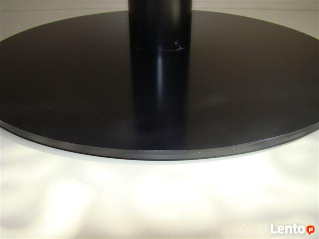Podstawa stołu satynowa, postument, noga do stołu
