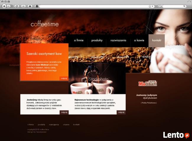 tworzenie oryginalnych stron www - hauerpower.com