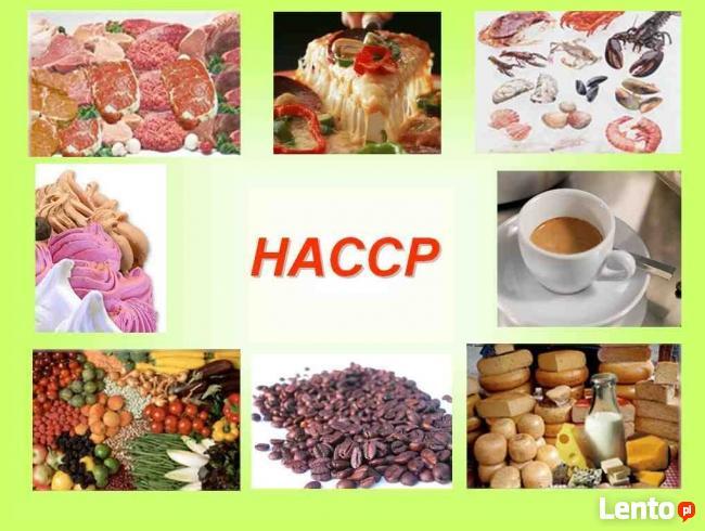 HACCP dla sklepów - tanio, szybko, profesjonalnie