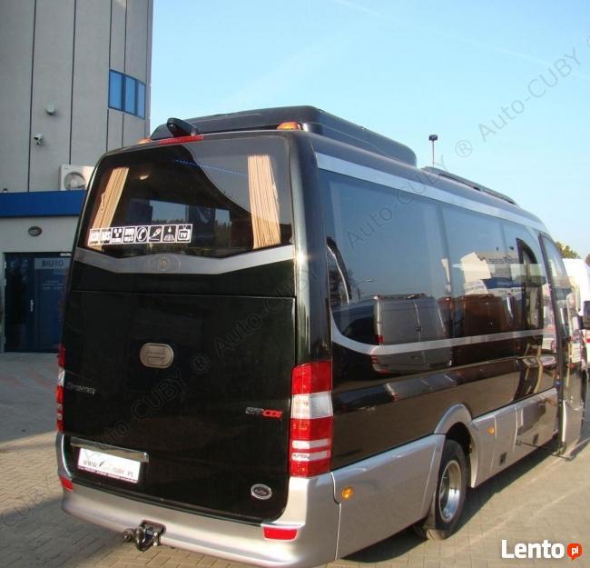 Nowość na rynku Mini-Autokary DE-LUX Euro 5