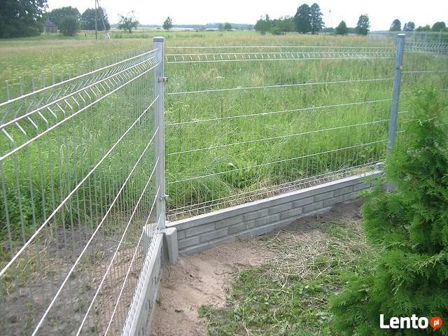 Montaż ogrodzeń panelowych, ogrodzenia panelowe, systemowe,