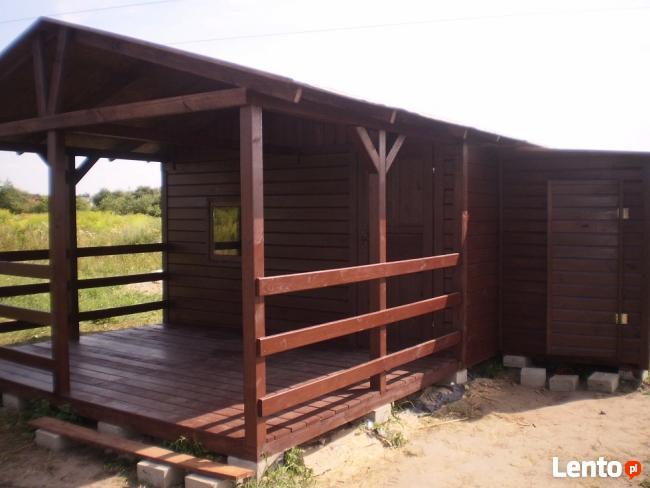 Altanki domki na działke i całoroczne remonty domków