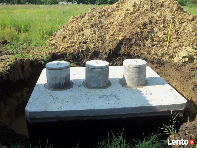 Szamba betonowe z Aprobatą, SOLIDNY PRODUKT W DOBREJ CENIE..