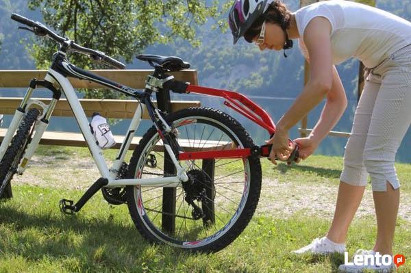 Hol rowerowy drążek holowniczy Peruzzo Trail Angel