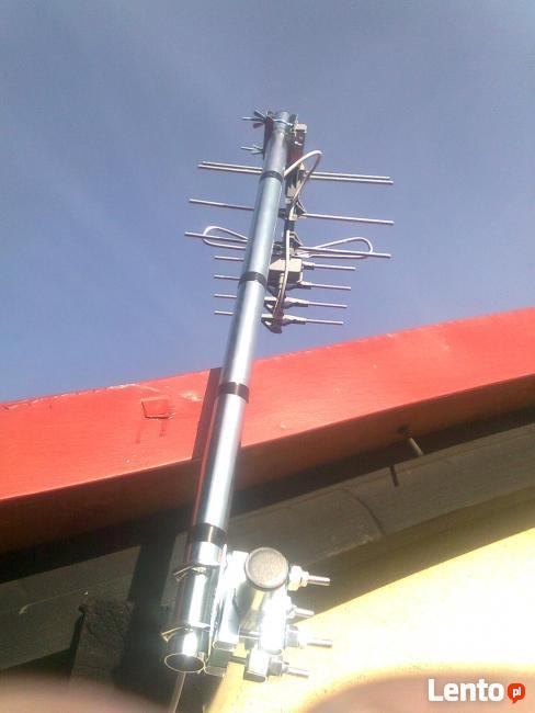 Anteny naziemne i satelitarne!!! / Bielsko-Biała