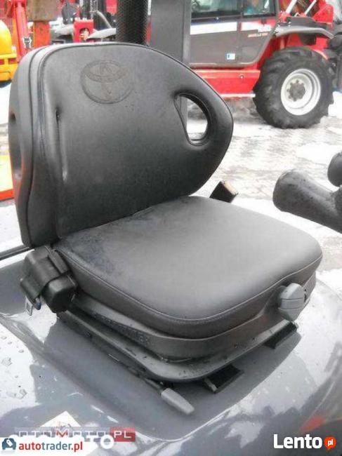 Wózek widłowy TOYOTA 7FDF25, sprzedaż, wynajem
