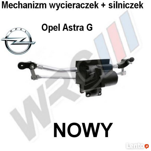 Mechanizm wycieraczek z silniczkiem Opel Astra II G NOWY