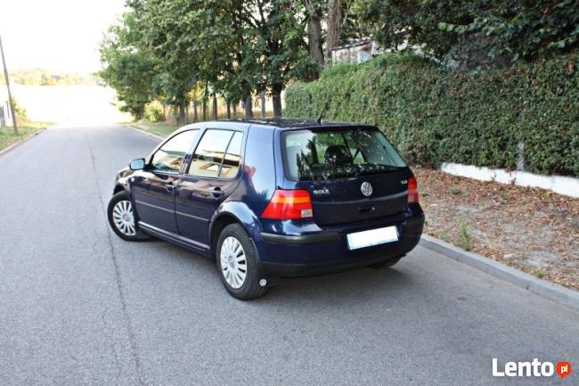Sprzedam VW Golf IV 1.9 TDI 490 KM