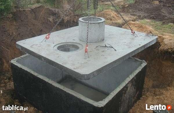 Szamba betonowe Pyrzyce najtaniej