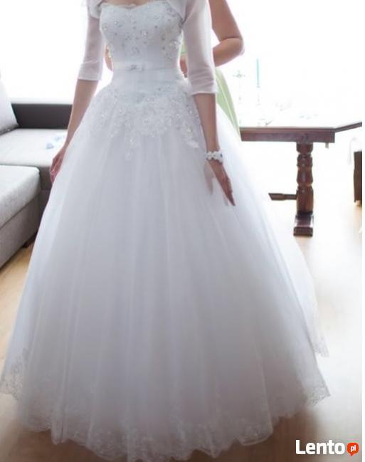 Suknia ślubna Inowrocław
