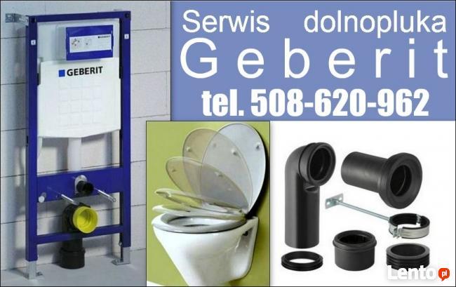 SERWIS GEBERIT spłuczka podtynkowa- montaż,naprawa,wymiana.