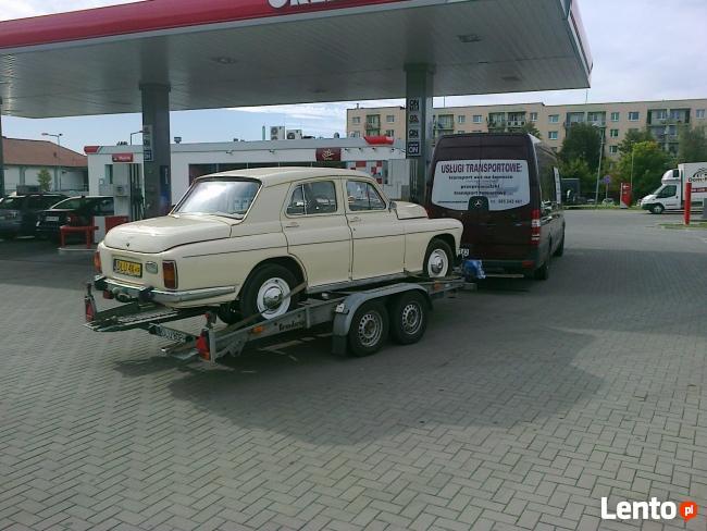 Transport Laweta Lubin