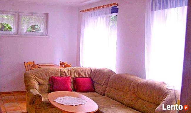 Apartamenty, pokoje, domki nad jeziorem Kaszuby.