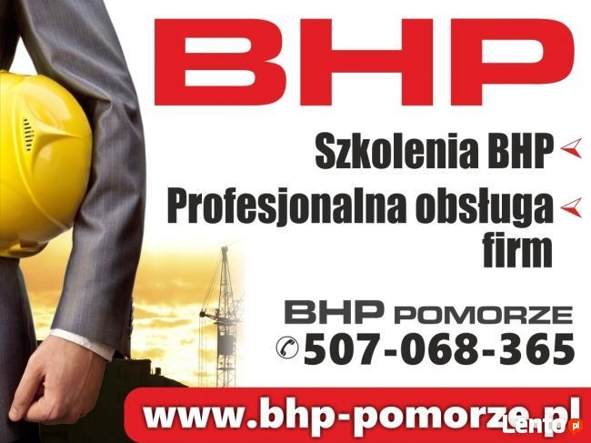Obsługa BHP - promocja -50%