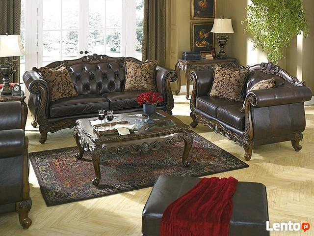 Stylowy wypoczynek Klasyczne meble stylowe Płock King Royal