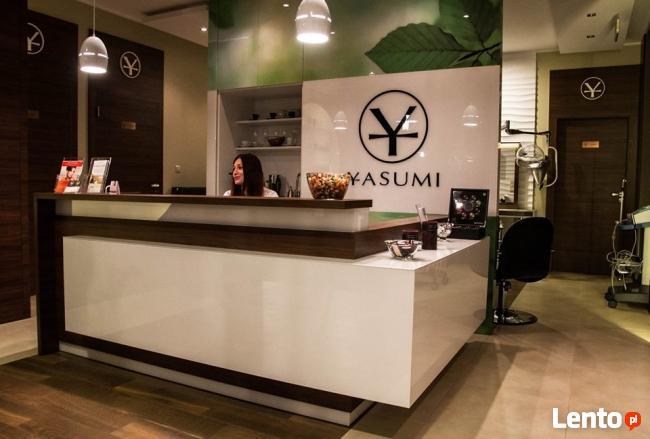 YASUMI - sieć prestiżowych Instytutów zatrudni kosmetyczkę
