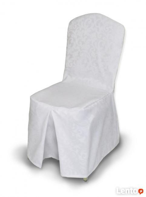 Pokrwoce na krzesła - NOWE - Dla gastronomii