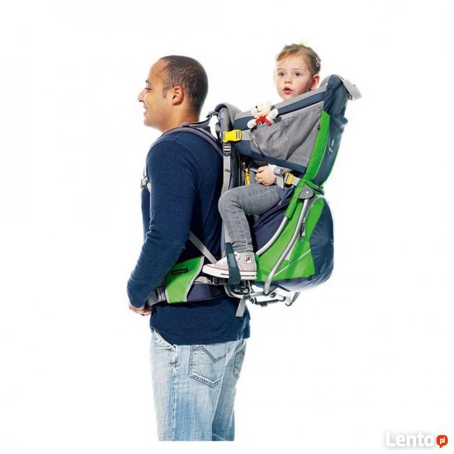 MAŁY GULIWER - wypożycz - nosidło Deuter Kid Comfort Air