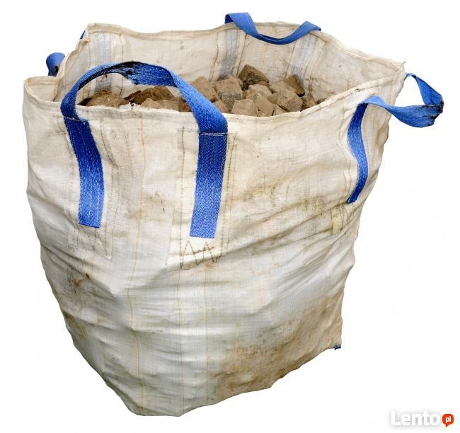 Big Bag na gruz Warszawa, wywóz gruzu Warszaw,worek na gruz