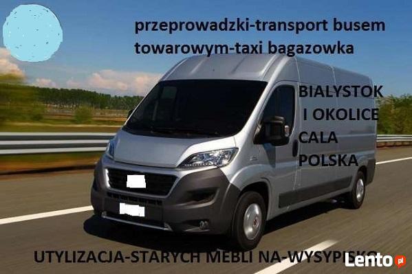 -Transport-Przewóz Rrzeczy bialystok-PRZEPROWADZKI