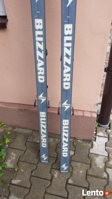 Narty Blizzard Thermo Ski L200 z wiązaniami Marker