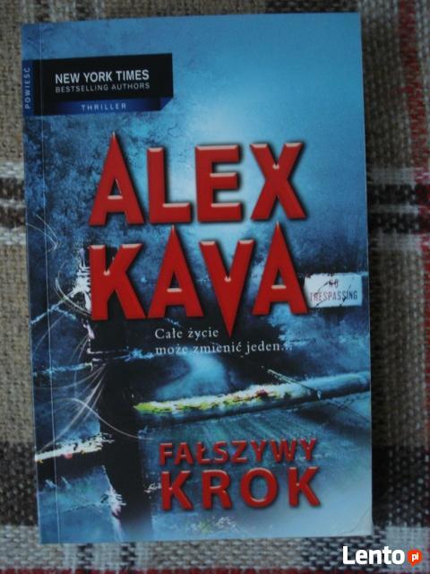 Alex Kava - Fałszywy krok