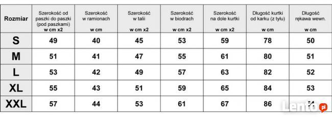 Kurtka Damska Zimowa Ciepła Jenot Asymetryczna Puchówka #109