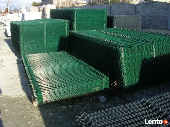 Panel ogrodzeniowy zgrzewany 3d. PRODUCENT!!!