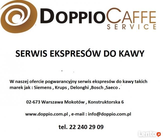 SERWIS EKSPRESÓW KRUPS WARSZAWA