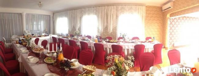 Wesela, przyjęcia, imprezy, konsolacje, chrzciny, cateringi