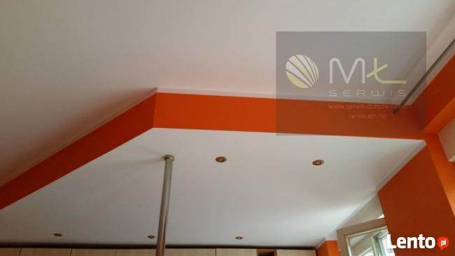 Usługi Malarskie Mokotów Malowanie mieszkania Ścian sufitów