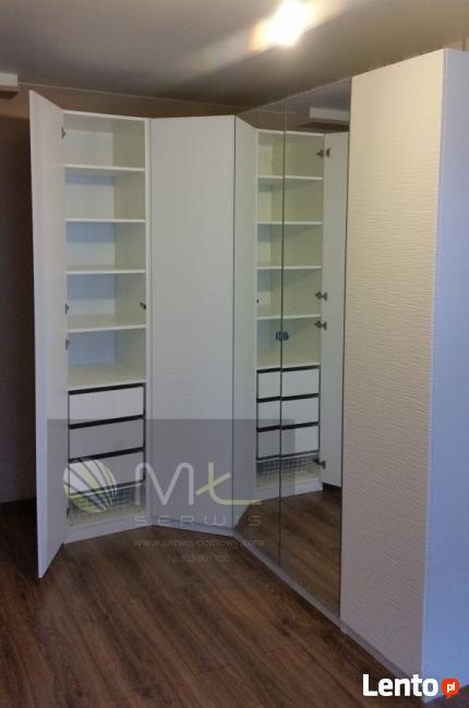 Montaż Mebli IKEA BRW BODZIO Forte Warszawa