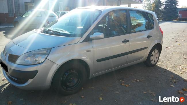 2007 Renault Megane Scenic Minivan