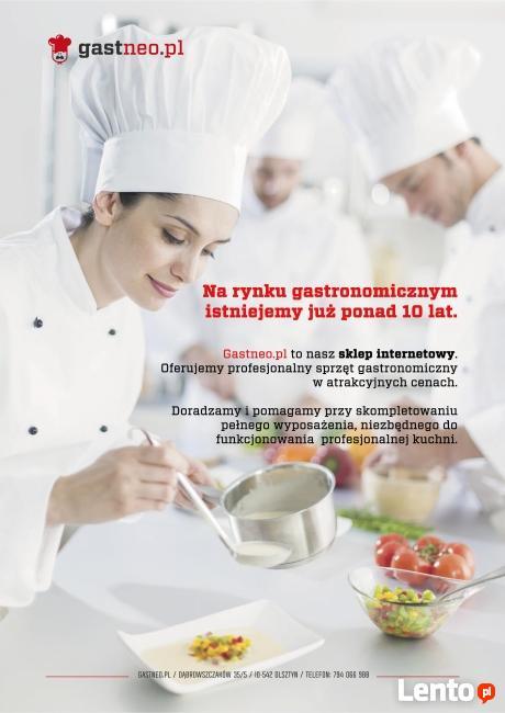 Profesjonalny sprzęt gastronomiczny