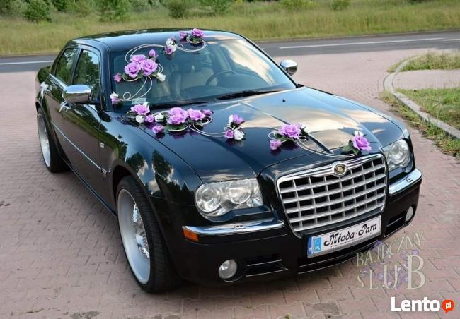 Wynajęcie Auta do Ślubu i nie tylko Chrysler 300c