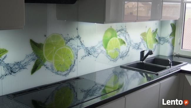 Archiwalne Panel Szklany Do Kuchni Kalisz
