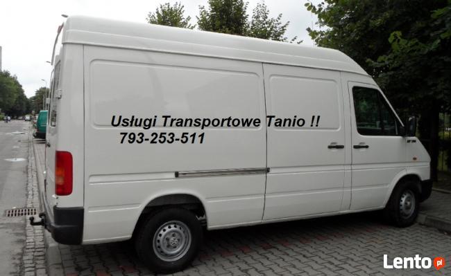 Tani Transport : meble AGD, mat.budow.i wszystko inne