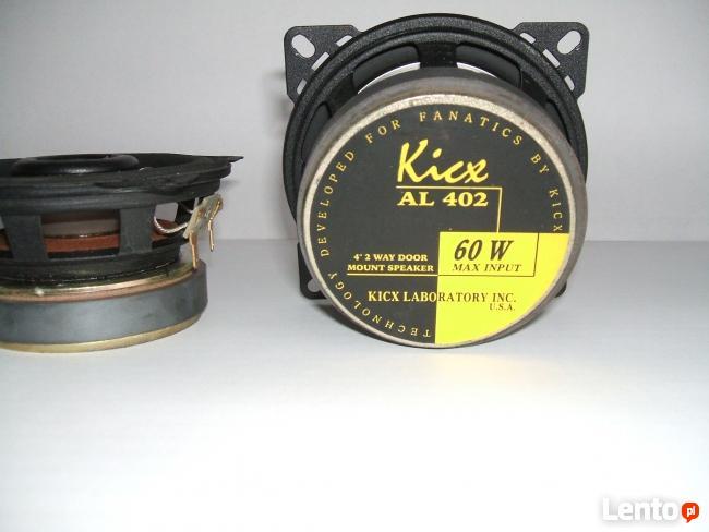 Głosniki KICX 60 W