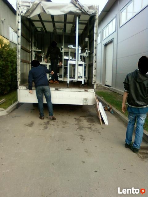 Usługi Transportowe-Bagażowe Przeprowadzki Gorzów Kraj Europ