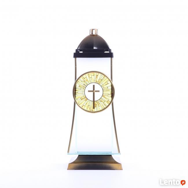 Piękne znicze kapliczka lampion wkład znicze maryjka jezus