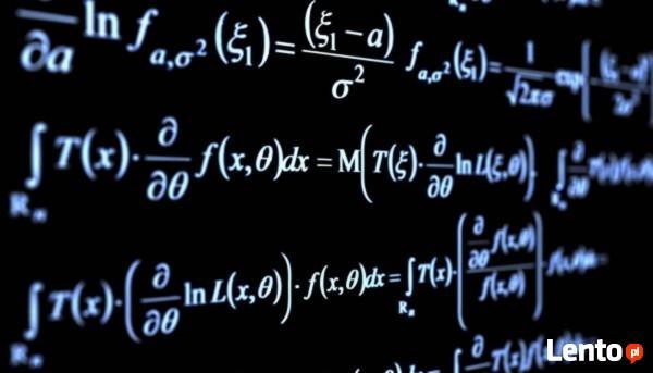 Ekspresowe rozwiązywanie zadań ONLINE matematyka i statystyk