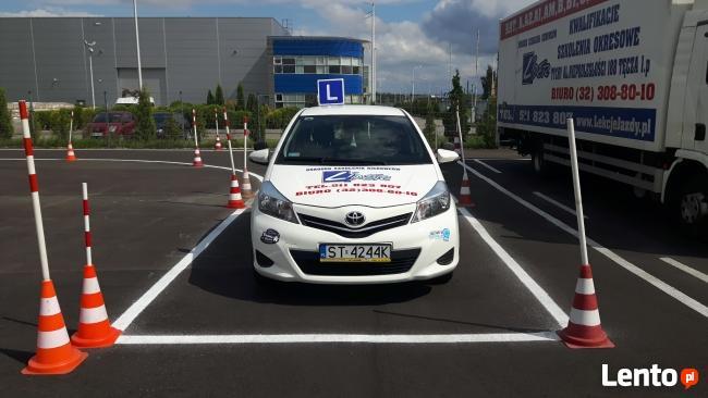 Kurs prawa jazdy Kat B1 od 16 roku życia 2100 zł Tychy